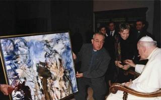 JR+Pape avec tableau